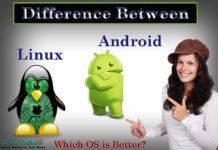 Difference Between Android and Linux Kernel - Which OS is Better