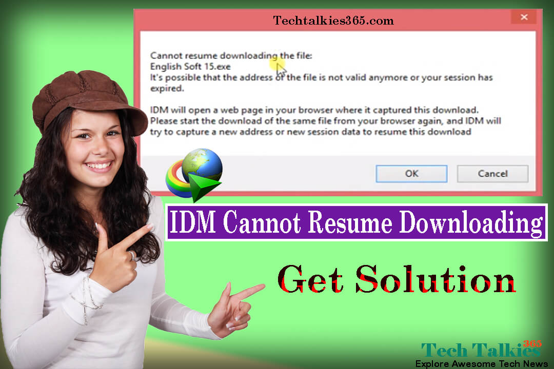 resume downloading