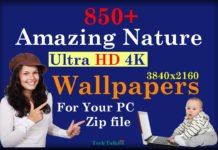 850+ Amazing Nature Ultra HD 4K Wallpapers For Your PC [Zip FIle]