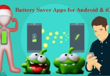 Battery Saver Apps for Android & iOS Phones