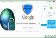 Best Free Unlimited VPN Extensions for Google Chrome Browser [Easy to Use]