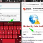 Block UnwantedInsecure Websites on Android Phone