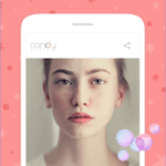 Candy Cam 2 5 Best Selfie Camera Apps for Android Phones