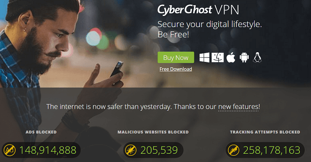 Best Free Unlimited VPN Extensions for Google Chrome Browser