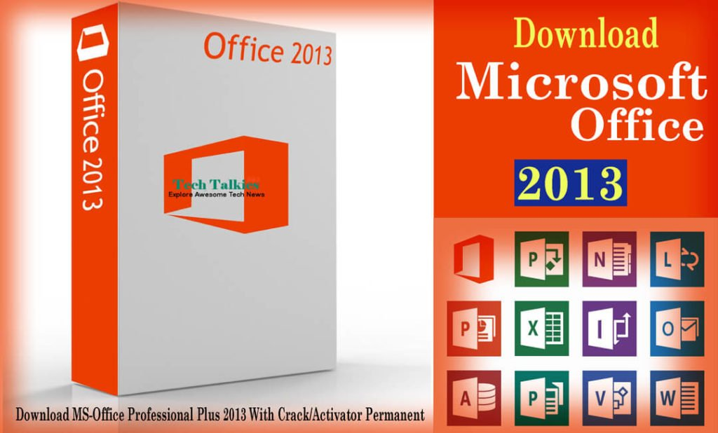 Download Ms-Office 2013 For Free Full Version
