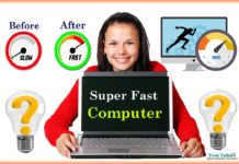 Easy Steps to Make Slow Windows Computer Super Fast
