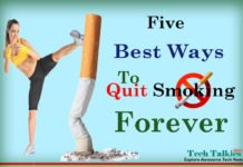 5 Best Ways to Quit Smoking Forever