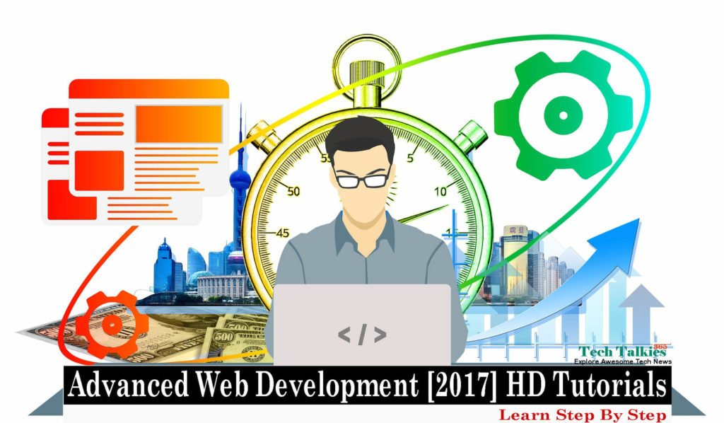 Free Download Advanced Web Development [2017] HD Tutorials – Learn Step By Step (3)
