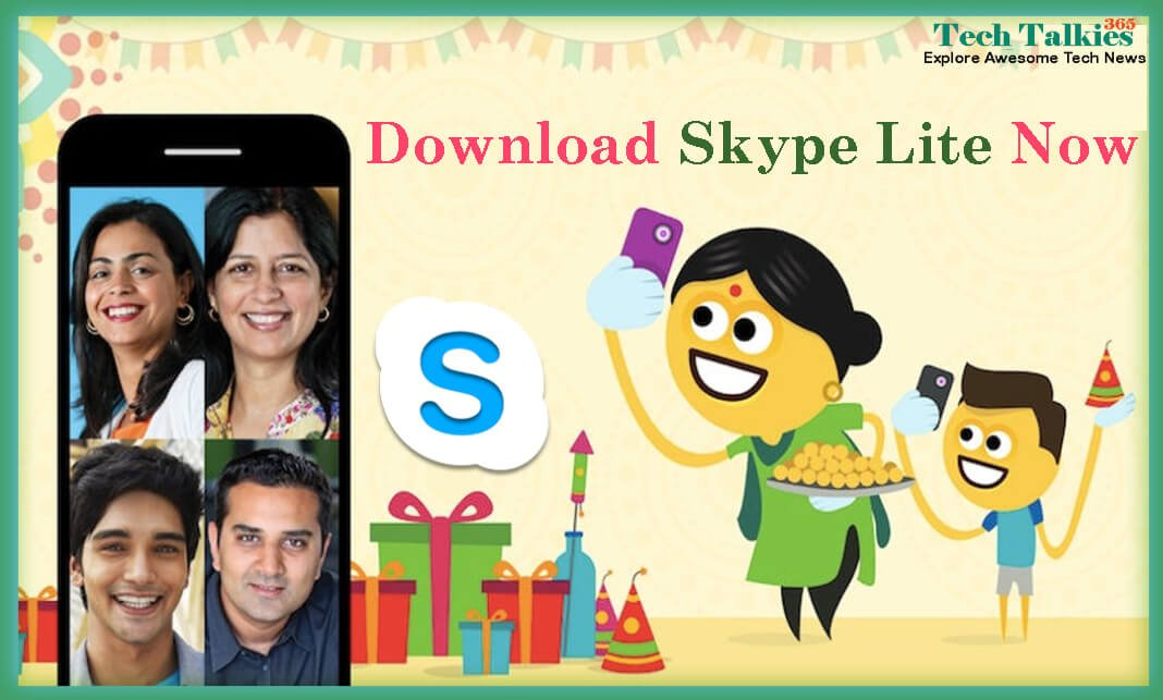 Download Latest Skype Lite - Best Group Video Call App for Android