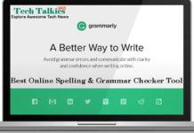 Grammarly - Best Online Spelling & Grammar Checker Tool
