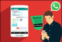 How to Delete Sent Messages in WhatsApp