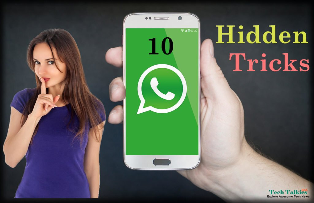 Secret WhatsApp Hidden Tricks