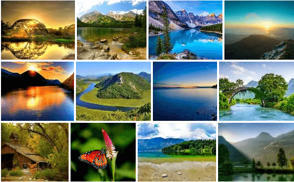 850+ Amazing Nature Ultra HD 4K Wallpapers For PC [Zip FIle]