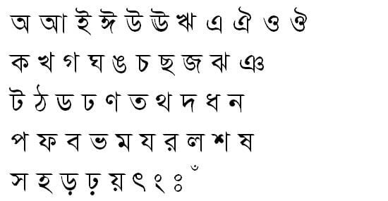 Google Chrome Bengali Font Problem Solve 2017