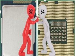 32 Bit vs 64 Bit Processor and Operating System