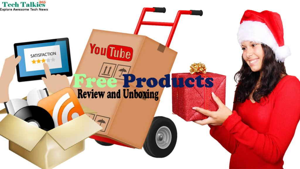 Best Way to Get Free Products for Review, Unboxing for YouTube Channel 2017