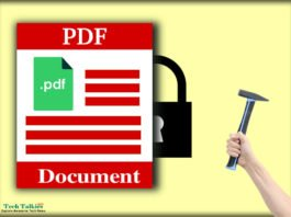 Best Way to Remove Password from PDF Files Via Google Chrome Easily