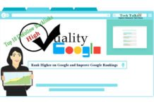Dofollow Backlinks to Rank Higher on Google and Improve Google Rankings
