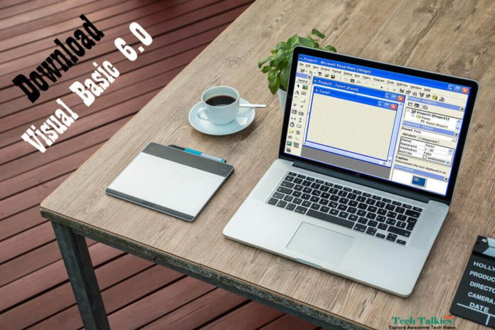 Download Visual Basic 6 0 Portable Latest Version [Free - Only 11 MB]