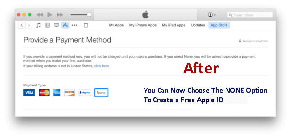 How To Create Free Apple ID and Download Apps Without Credit