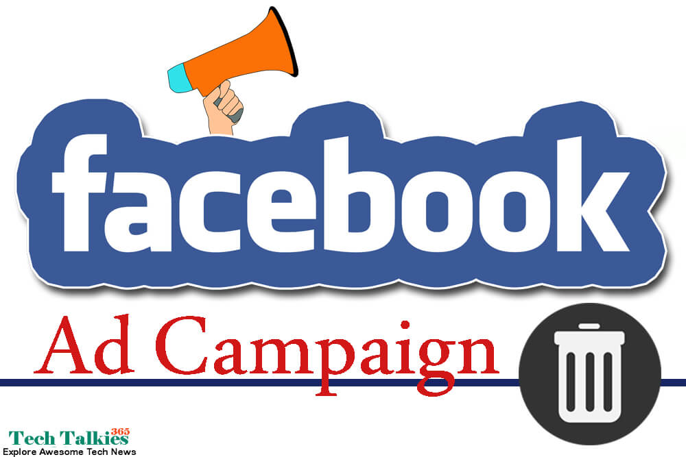 How To Delete Or Cancel Facebook Ad Campaign