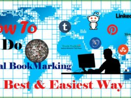 How To Do Social Bookmarking in 2018 Best and Easy Way
