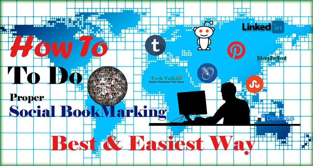 How To Do Social Bookmarking 2018 Best and Easy Way