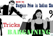 How to Bargain Price in Indian Shops Bargaining Success Tricks