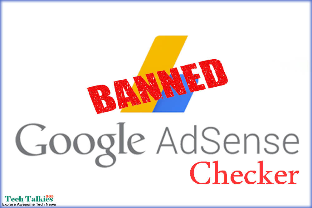 How to Check Google AdSense Banned Domains or Websites