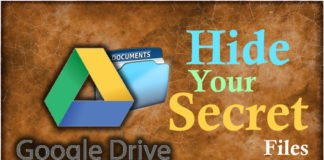 How to Hide Files in Google Drive Easily