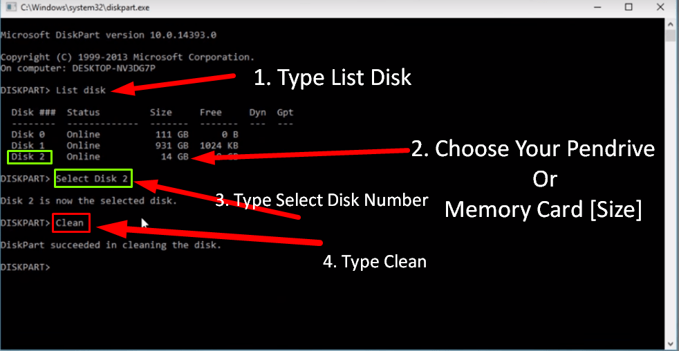 How to Repair DamagedCorruptedWrite Protected Memory CardPen Drive
