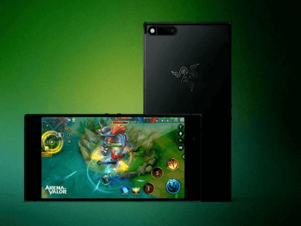 Makes The Razer Phone as Powerful Hardcore Gaming Phone