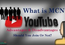 What is MCN Advantages & Disadvantages Comparison with AdSense