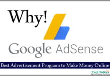 Why Google AdSense is Best Advertisement Program to Make Money Online