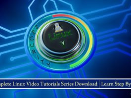 Complete Linux Video Tutorials Series Download Learn Step By Step