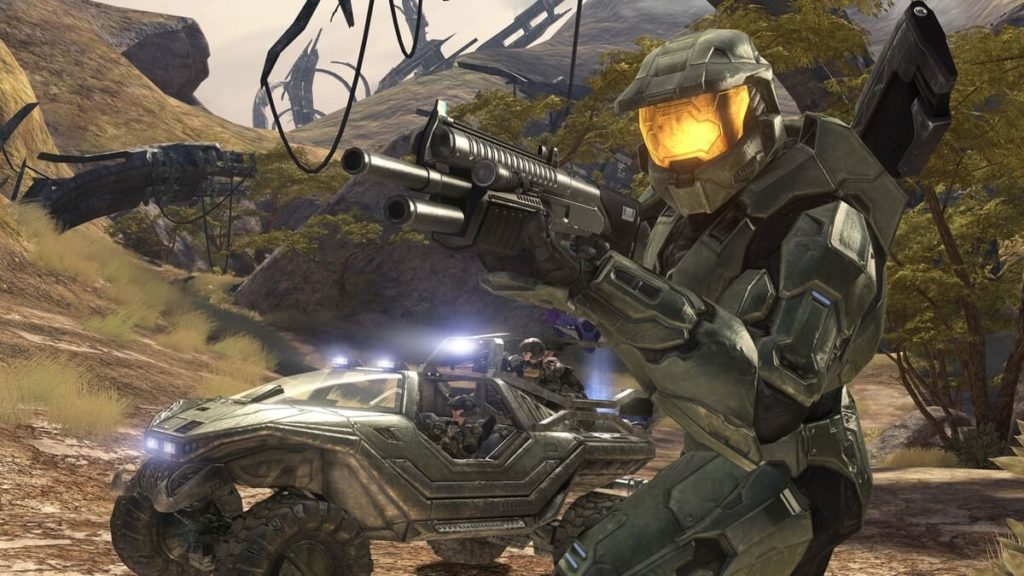 Download Halo 3 full version PC Game