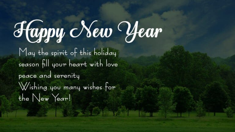 Happy New Year 2018 Hindi SMS Collection