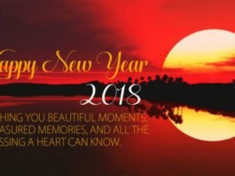 Happy New Year 2018 SMS Collection For Lovers
