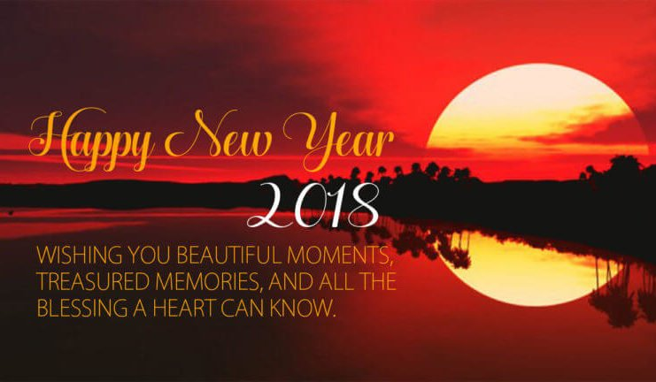 Happy New Year 2018 SMS CollectionFor Lovers