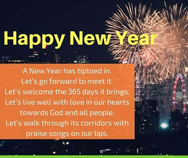 Happy New Year 2019 SMS Collection For Lovers