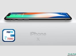 How to Get Rs 7,000 Discount on Apple iPhone X