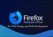 Using Firefox Developer Edition For Web Design and Web Development