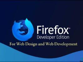Using Firefox Developer Edition For Web Design and Web Development