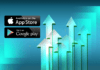 App Store and Play Store Mobile App Revenue Rose 35% in 2017 Updates