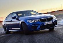 BMW M5 Drift GoPro Fusion CES 2018