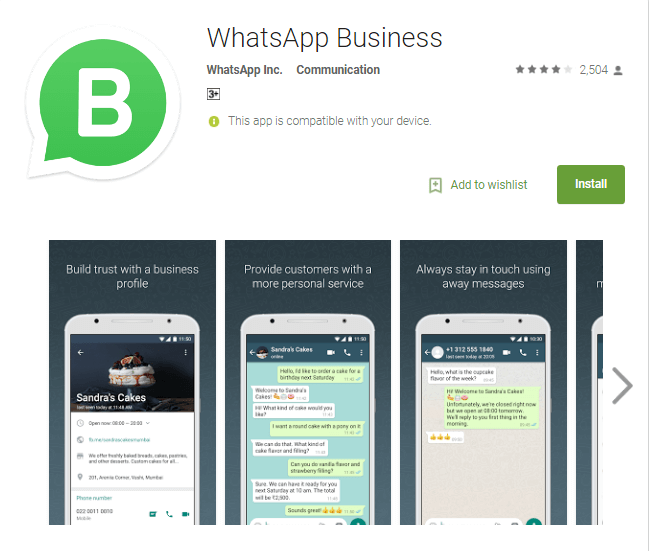How To Download And Register Whatsapp Business App In India
