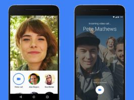 Google Duo Allows to Call People Even Without the App Installed