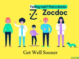 How To Use ZocDoc To Find The A Doctor And Book Appointment Online