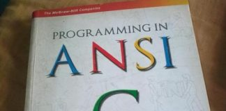 Programming in Ansi C – PDF eBook Free Download for Computer Science Students