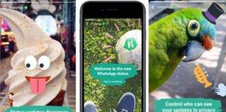 Share Instagram Stories as WhatsApp Status